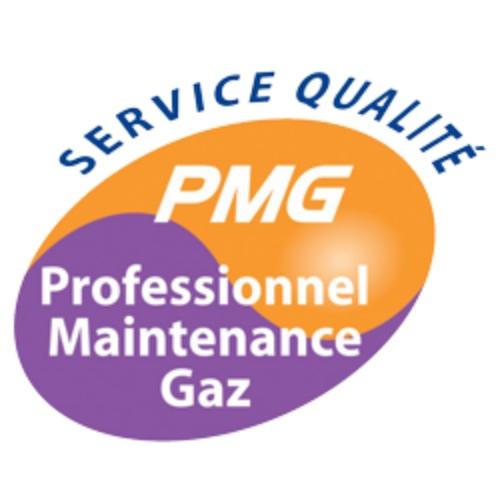 Logo professionnel de la maintenance du gaz
