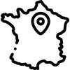 Illustration icône produits fabriqués en France